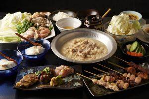とりいちず 小岩北口店の鶏料理が満喫できるコース