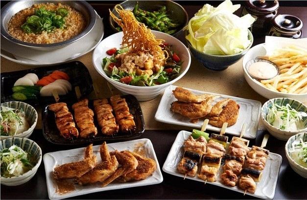 とりいちず 小岩北口店の食べ飲み放題コース